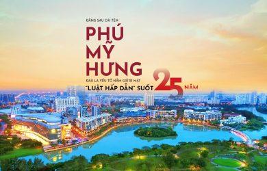 Top 1: Chủ đầu tư Phú Mỹ Hưng