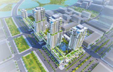 Phối cảnh dự án Thủ Thiêm Zeit quận 2