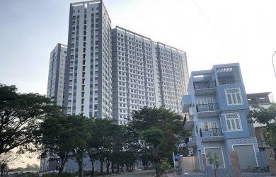 Saigon Intela - căn hộ giá tốt nhất Sài Gòn, đang bàn giao