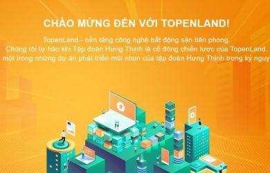 Website TopenLand