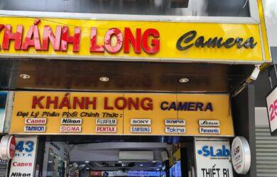 Cửa hàng Khánh Long Camera