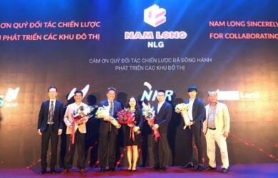 NLG - tập đoàn BĐS Nam Long, chủ đầu tư Nam Long